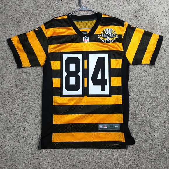 timeless design 66a94 96a28 Vintage NFL Steelers jersey